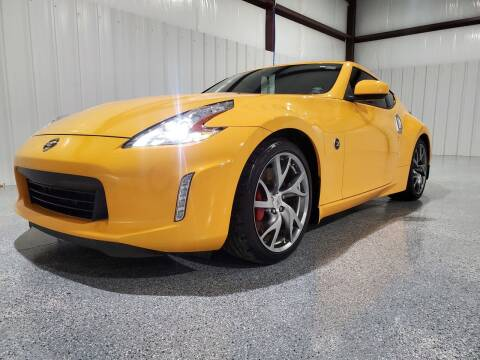 2017 Nissan 370Z for sale at Hatcher's Auto Sales, LLC in Campbellsville KY