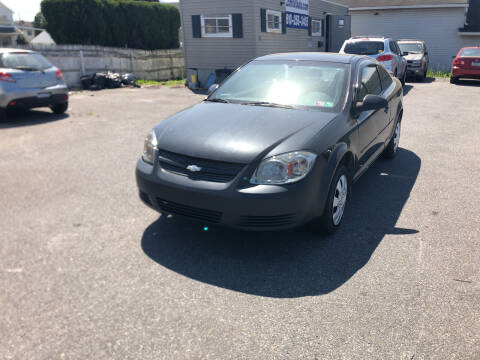 2010 Chevrolet Cobalt for sale at 25TH STREET AUTO SALES in Easton PA