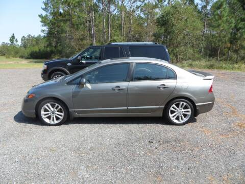 2007 Honda Civic for sale at Ward's Motorsports in Pensacola FL