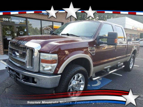 2010 Ford F-250 Super Duty for sale at Michael D Stout in Cumming GA