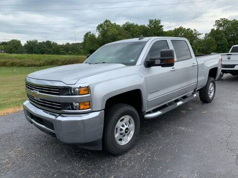 2018 Chevrolet Silverado 2500HD for sale at FAIRWAY AUTO SALES in Washington MO