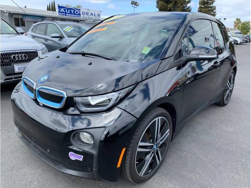 2016 BMW i3 for sale at AutoDeals in Hayward CA