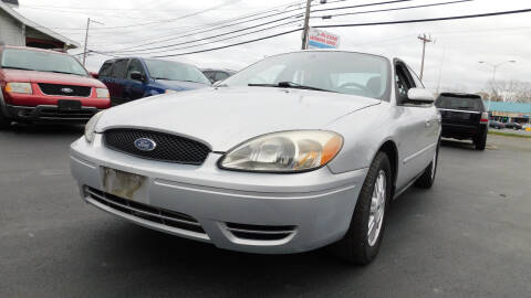 2007 Ford Taurus for sale at Action Automotive Service LLC in Hudson NY