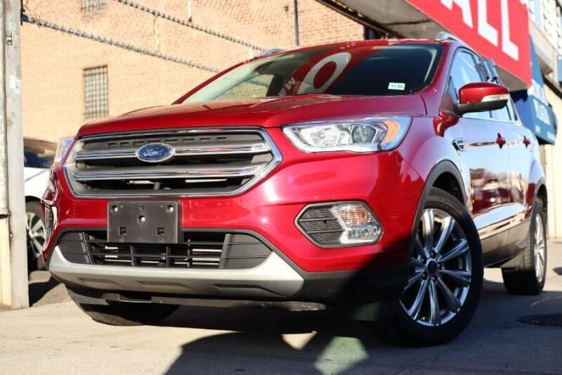 2017 Ford Escape for sale at HILLSIDE AUTO MALL INC in Jamaica NY