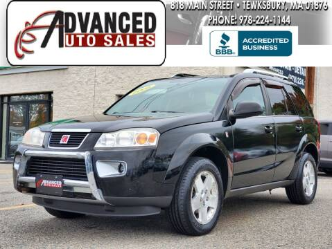 2006 Saturn Vue for sale at Advanced Auto Sales in Tewksbury MA