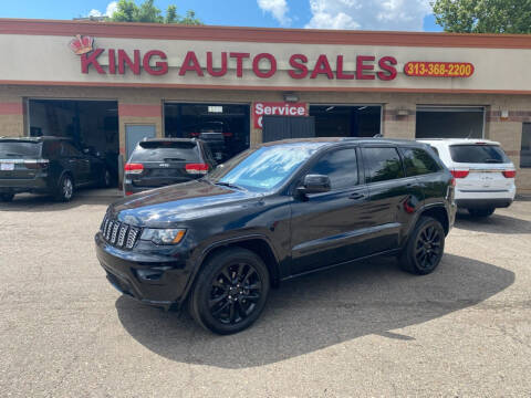 2019 Jeep Grand Cherokee for sale at KING AUTO SALES  II in Detroit MI