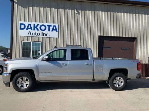 2017 Chevrolet Silverado 1500 for sale at Dakota Auto Inc. in Dakota City NE