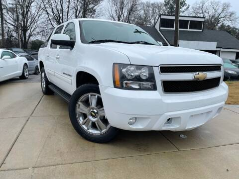 2009 Chevrolet Avalanche for sale at Alpha Car Land LLC in Snellville GA