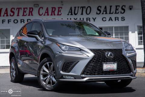 2020 Lexus NX 300 for sale at Mastercare Auto Sales in San Marcos CA