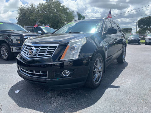 2015 Cadillac SRX for sale at Bargain Auto Sales in West Palm Beach FL