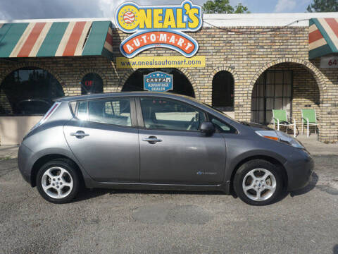 2014 Nissan LEAF for sale at Oneal's Automart LLC in Slidell LA
