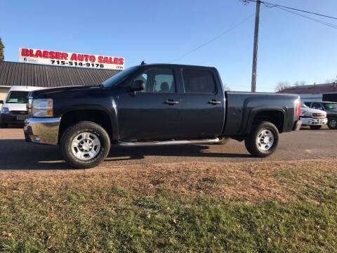 2008 Chevrolet Silverado 2500HD for sale at BLAESER AUTO LLC in Chippewa Falls WI