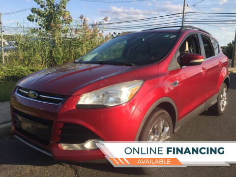2013 Ford Escape for sale at New Jersey Auto Wholesale Outlet in Union Beach NJ