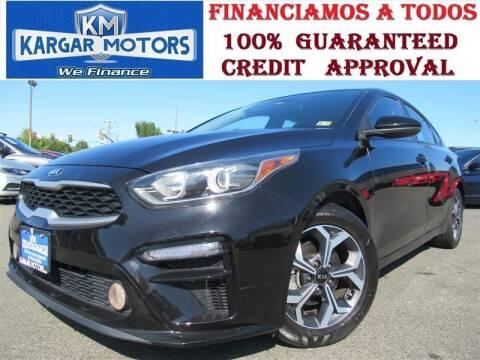 2019 Kia Forte for sale at Kargar Motors of Manassas in Manassas VA