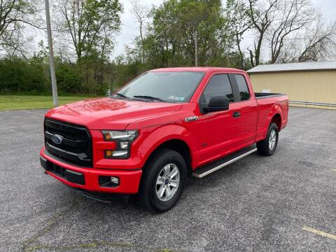 2015 Ford F-150 for sale at Jackie's Car Shop in Emigsville PA
