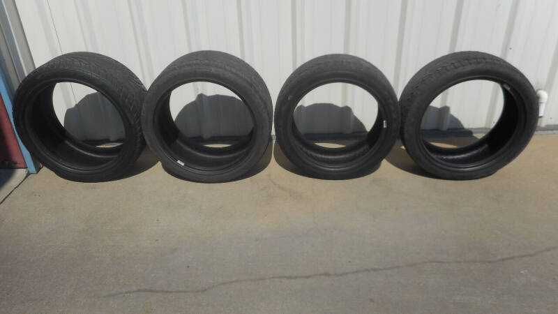 GOODYEAR P285/35ZR19, P245/40ZR18 for sale at Classic Connections in Greenville NC