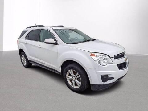 2015 Chevrolet Equinox for sale at Jimmys Car Deals at Feldman Chevrolet of Livonia in Livonia MI
