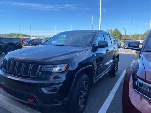 2017 Jeep Grand Cherokee for sale at The Car Guy powered by Landers CDJR in Little Rock AR