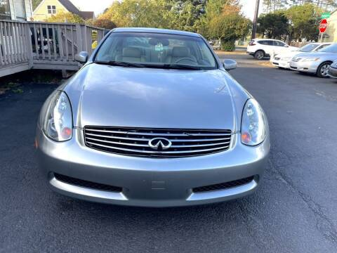 2004 Infiniti G35 for sale at Life Auto Sales in Tacoma WA