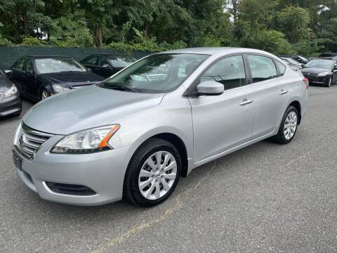 2013 Nissan Sentra for sale at Dream Auto Group in Dumfries VA