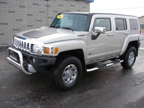 2008 HUMMER H3 for sale at Lehmans Automotive in Berne IN