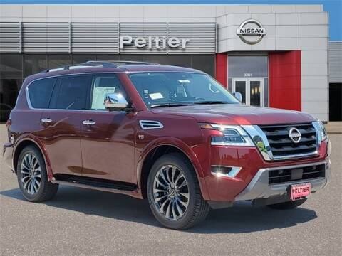 2021 Nissan Armada for sale at TEX TYLER Autos Cars Trucks SUV Sales in Tyler TX