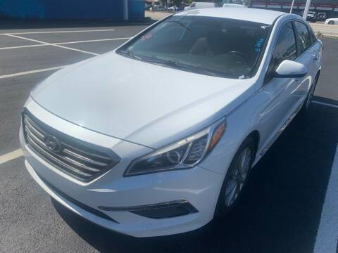 2015 Hyundai Sonata for sale at Eden Cars Inc in Hollywood FL