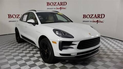 2019 Porsche Macan for sale at BOZARD FORD in Saint Augustine FL