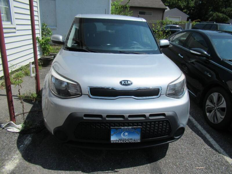 2015 Kia Soul for sale at Balic Autos Inc in Lanham MD