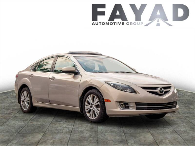 2009 Mazda MAZDA6 for sale at FAYAD AUTOMOTIVE GROUP in Pittsburgh PA