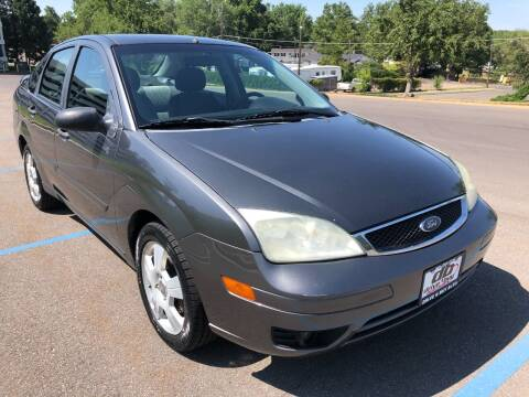 2007 Ford Focus for sale at DRIVE N BUY AUTO SALES in Ogden UT