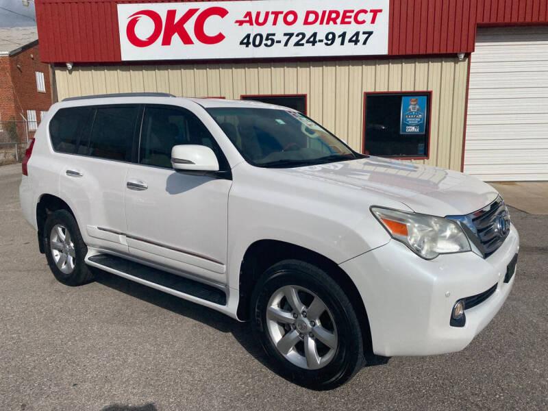 2011 Lexus GX 460 for sale at OKC Auto Direct, LLC in Oklahoma City OK