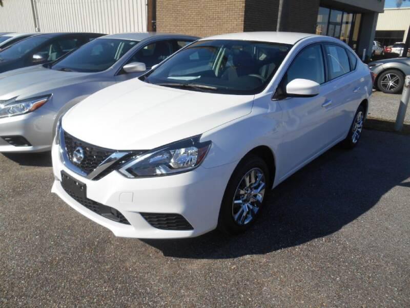 2018 Nissan Sentra for sale at AUTO MART in Montgomery AL