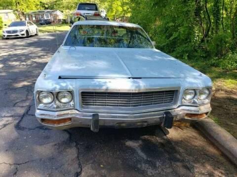 1973 Dodge Polara for sale at Classic Car Deals in Cadillac MI