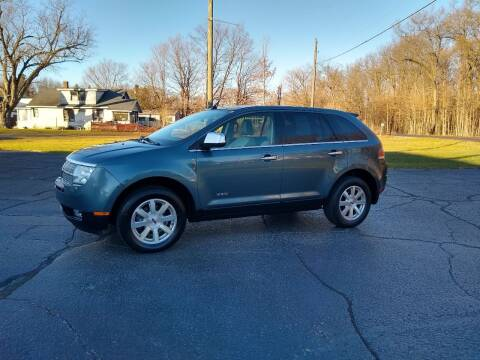 2010 Lincoln MKX for sale at Depue Auto Sales Inc in Paw Paw MI
