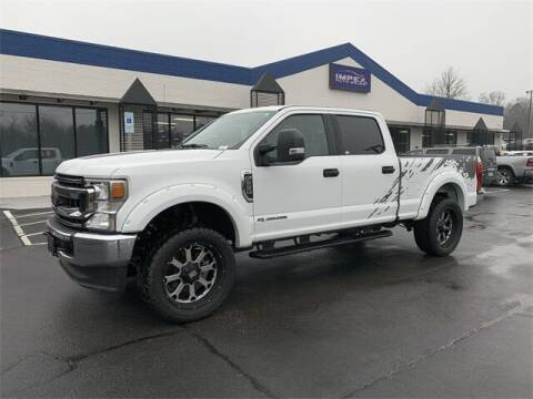 2020 Ford F-250 Super Duty for sale at Impex Auto Sales in Greensboro NC