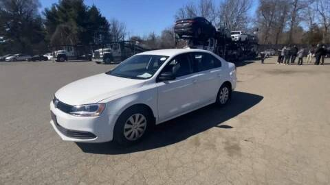 2014 Volkswagen Jetta for sale at Riverside Auto Sales & Service in Portland ME