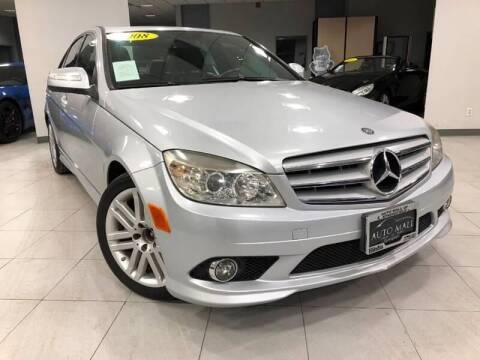 2008 Mercedes-Benz C-Class for sale at Cj king of car loans/JJ's Best Auto Sales in Troy MI