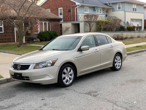 2008 Honda Accord for sale at Reis Motors LLC in Lawrence NY