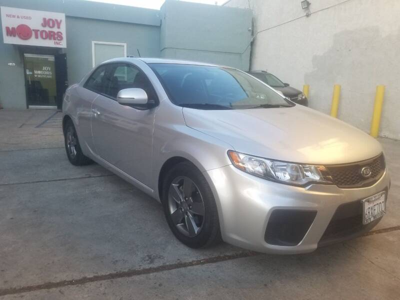 2011 Kia Forte Koup for sale at Joy Motors in Los Angeles CA