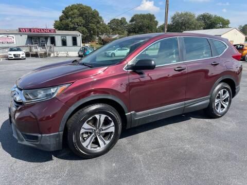 2019 Honda CR-V for sale at Modern Automotive in Boiling Springs SC