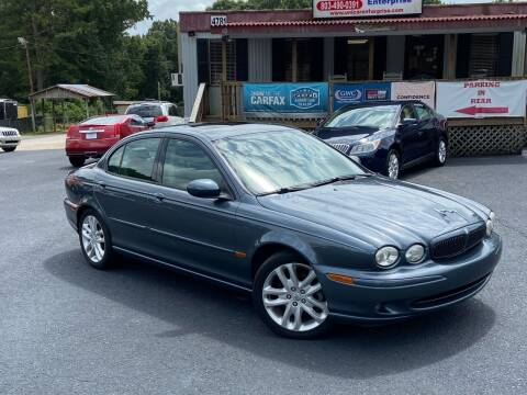 2002 Jaguar X-Type for sale at Unicar Enterprise in Lexington SC