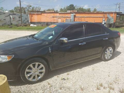 2012 Lincoln MKZ for sale at Finish Line Auto LLC in Luling LA