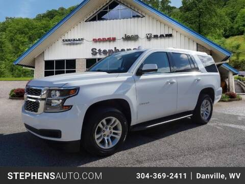 2020 Chevrolet Tahoe for sale at Stephens Auto Center of Beckley in Beckley WV