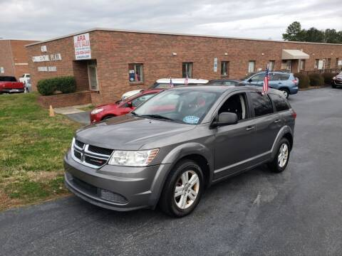 2012 Dodge Journey for sale at ARA Auto Sales in Winston-Salem NC