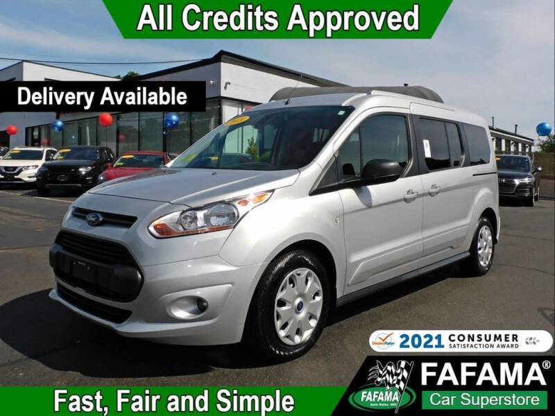 2018 Ford Transit Connect Wagon for sale in Milford, MA