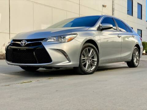 2015 Toyota Camry for sale at New City Auto - Retail Inventory in South El Monte CA