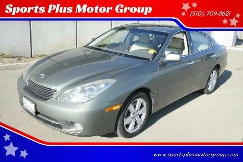 2005 Lexus ES 330 for sale at Sports Plus Motor Group LLC in Sunnyvale CA