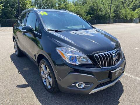 2014 Buick Encore for sale at CU Carfinders in Norcross GA