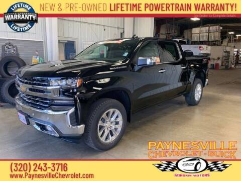 2021 Chevrolet Silverado 1500 for sale at Paynesville Chevrolet - Buick in Paynesville MN